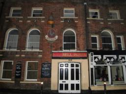 Avon Paranormal Team - The Old Bell Inn